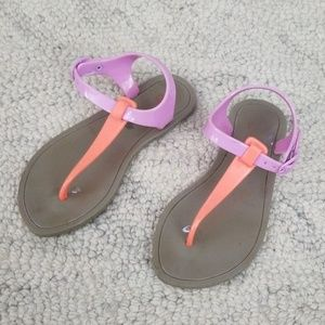Size 12 gap jelly sandals